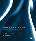 A History of Popular Education