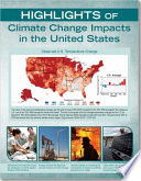 Climate Change Impacts In The United States Highlights
