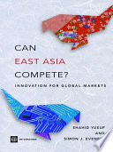 Can East Asia Compete  Book PDF