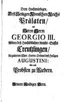A. R. P. Claudii De La Colombiere Societatis Jesu ... Außerlesene Sinn- und Geistreiche Predigen
