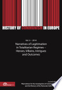 History of communism in Europe: Vol. 5 / 2014
