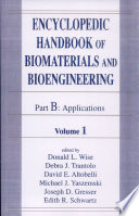 Encyclopedic Handbook of Biomaterials and Bioengineering  v  1 2  Materials Book