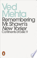 Remembering Mr  Shawn s New Yorker Book