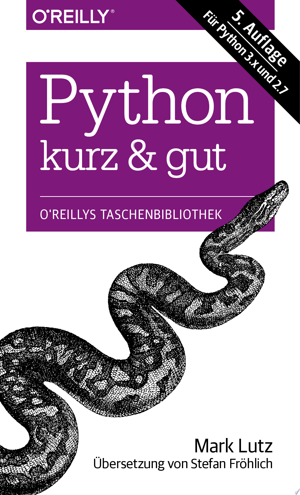 Python kurz   gut