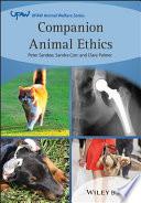 Companion Animal Ethics Book