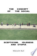 The Concept of the Social Book