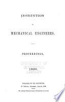 Proceedings of the Institution of Mechanical Engineers