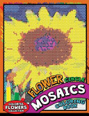 Flower Circle Mosaics Coloring Book