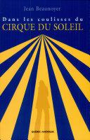 Pdf Dans les coulisses Cirque du Soleil Telecharger