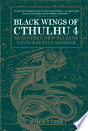 Black Wings of Cthulhu  Volume Four