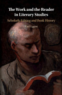 Pdf The Work and The Reader in Literary Studies