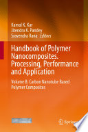Handbook Of Polymer Nanocomposites Processing Performance And Application Book PDF
