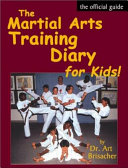 The Martial Arts Training Diary for Kids