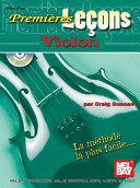 First Lessons Violin: French Edition