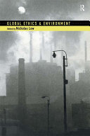 Global Ethics and Environment