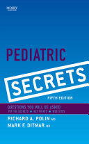 Pediatric Secrets E Book