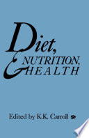 Diet  Nutrition  and Health Book