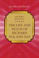 The Life and Death of Richard Yea-and-Nay Pdf/ePub eBook