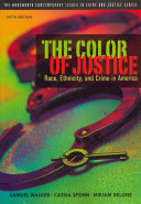 The Color Of Justice Race Ethnicity And Crime In America Book PDF