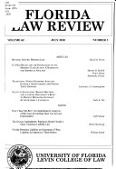 Florida Law Review