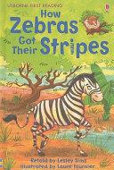 How Zebras Got Their Stripes