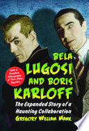 Bela Lugosi and Boris Karloff
