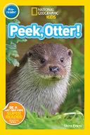 National Geographic Readers  Peek  Otter