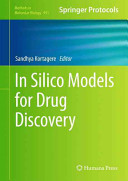 In Silico Models For Drug Discovery Book PDF