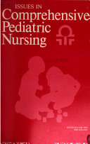 Issues in Comprehensive Pediatric Nursing Book