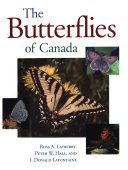 The Butterflies of Canada Book