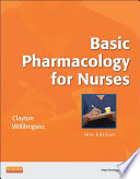 """Basic Pharmacology for Nurses E-Book"" by Michelle Willihnganz, Bruce D. Clayton"