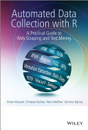 Automated Data Collection with R Pdf/ePub eBook