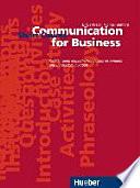 Communication for business - Short course