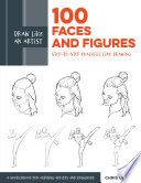 Draw Like an Artist  100 Faces and Figures Book
