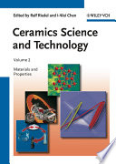 Ceramics Science and Technology  Volume 2