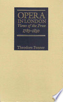 Opera in London