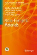 Nano Energetic Materials