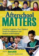 Afterschool Matters