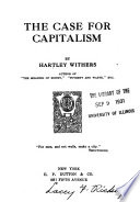 The Case for Capitalism