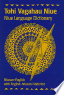 Niue Language Dictionary