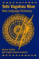 Niue Language Dictionary