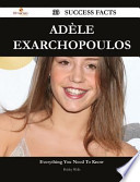 Adele Exarchopoulos 33 Success Facts - Everything You Need to Know about Adele Exarchopoulos