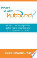 What s in Your Kubburd