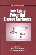 Low lying Potential Energy Surfaces