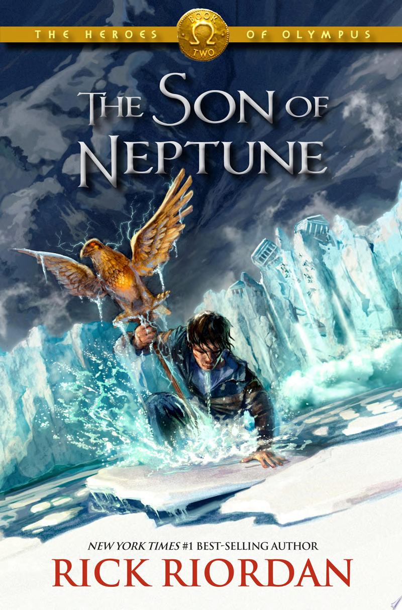 Heroes of Olympus: The Son of Neptune image