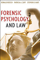 Forensic Psychology and Law Book PDF