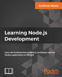 Learning Node. Js Development
