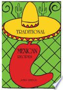Mexican Cookbook - Traditional Mexican Recipes Pdf/ePub eBook