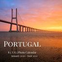 Portugal 8 5 X 8 5 Photo Calendar January 2020   June 2021
