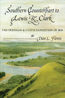 Southern Counterpart to Lewis & Clark